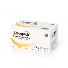 Candida Albicans Ag Testi 25 Lik