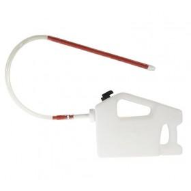 BOVİVET Buzağı Süt İçirme Kabı  2 Litre  Flexible Hortumlu Model