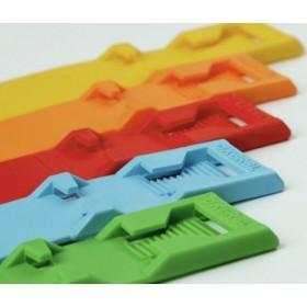 İşaretleme Bantları Plastik  Kilitli Model