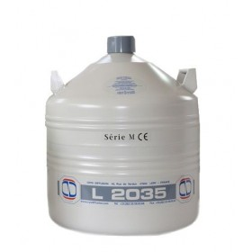 Azot İkmal Tankı 35 Litre CRYO DIFFUSION