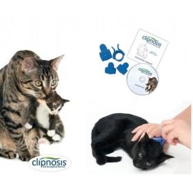 Clipnosis Kedi Sakinleştirme Klips Seti